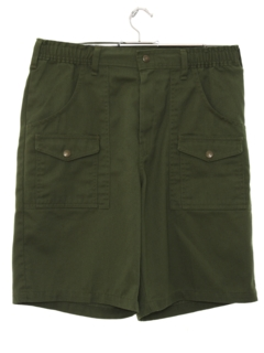 1990's Mens Boy Scout Shorts