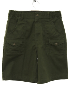 1990's Mens or Boys Boy Scout Shorts