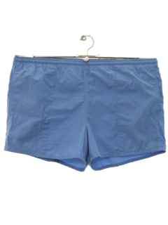 1980's Womens Swim Shorts