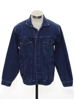 1990's Mens or Boys Denim Jacket