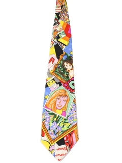 1990's Mens Wicked 90s Designer Necktie