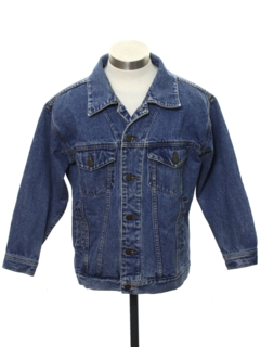 1990's Mens or Boys Denim Jacket