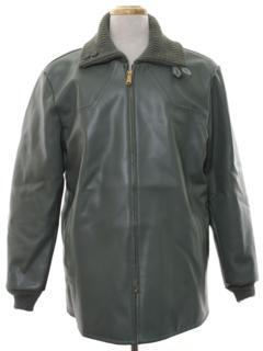 1960's Mens Vinyl Jacket