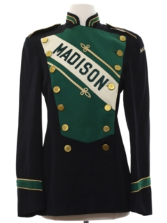 1970's Womens Marching Band Jacket
