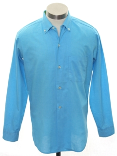1960's Mens or Boys Mod Shirt