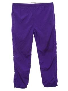 1980's Womens Track Pants