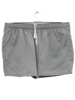 1980's Mens Sport Short Shorts