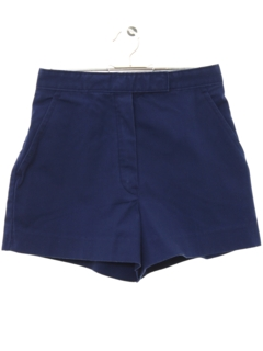 1980's Womens Tennis Sport Shorts