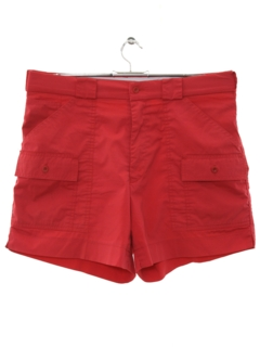 1980's Mens Hiking Sport Shorts