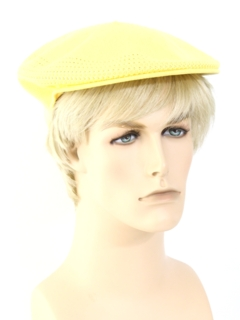 1980's Mens Accessories - Golf Hat