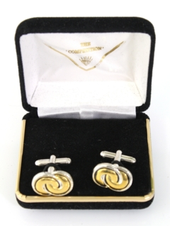 1980's Mens Accessories - Cuff Links