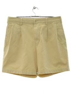 1990's Mens Wicked 90s Preppy Shorts