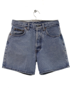 1990's Womens Wicked 90s Designer Denim Shorts