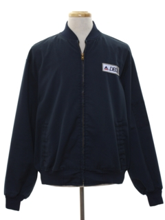 1980's Mens Work Jacket