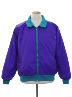 1980's Mens Reversible Ski Jacket