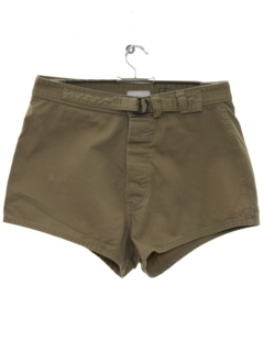 Mens Vintage Swim Shorts at RustyZipper.Com Vintage Clothing