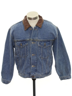 1980's Mens/Boys Denim Jacket