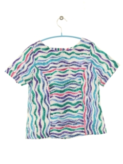 1980's Womens/Girls Totally 80s Shirt