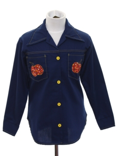 1970's Womens/Girls Shirt