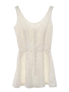 1960's Womens/Girls Tennis Dress