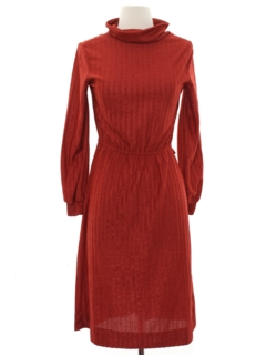 1970's Womens Mod Dress