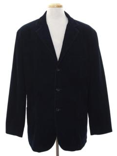 1990's Mens Corduroy Blazer Sport Coat Jacket
