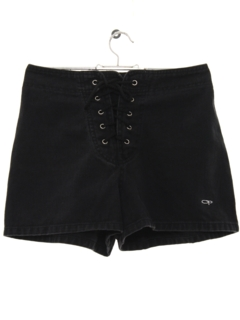 1980's Womens Op Shorts