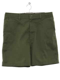 1980's Mens Boyscout Shorts