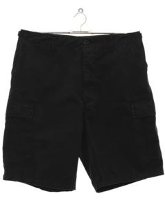 1990's Mens Military Shorts