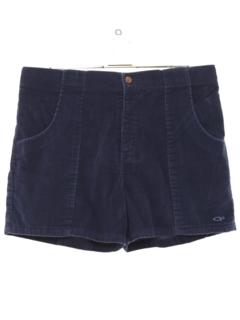 1980's Mens Op Corduroy Shorts