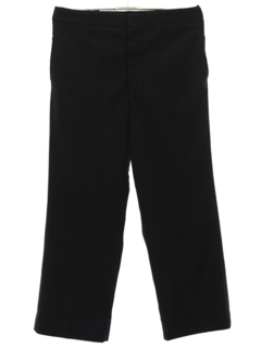1950's Mens Flat Front Slacks Pants