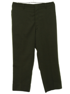 1960's Mens Slacks Pants