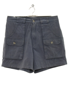 1980's Mens Hiking Cargo Sport Shorts