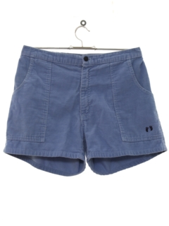 1980's Mens OP Style Corduroy Shorts