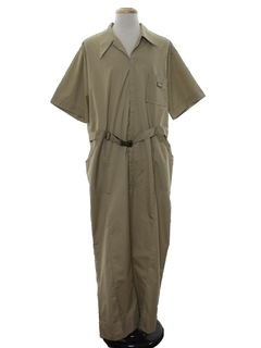 1960's Mens Jumpsuit