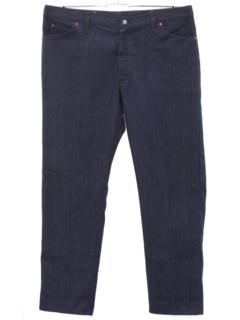 1960's Mens Mod Jeans Pants