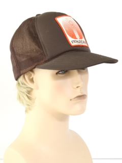 1980's Mens Accessories - Baseball Trucker Hat