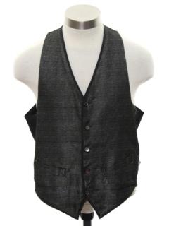 1950's Mens Suit Vest