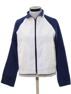 1970's Womens Golf Zip Jacket