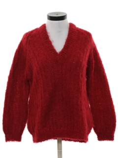 1950's Womens Mohair Sweater