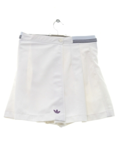 1980's Womens Tennis Skort Shorts