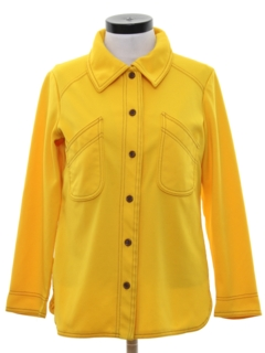 1970's Womens Leisure Shirt