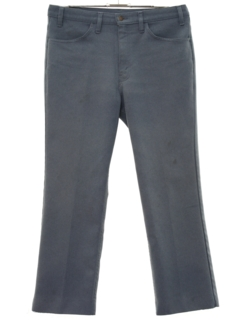 1970's Mens Jeans-Cut Pants