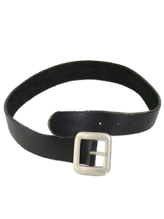 1990's Womens Accessories - Wicked 90s Leather Belt