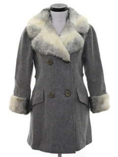 1960's Womens Wool Jacket