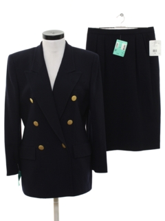 1990's Womens Designer Suit