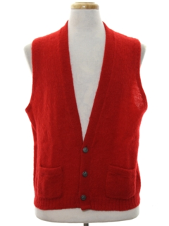 1950's Mens Sweater Vest