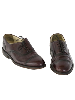 1980's Mens Accessories - Oxford Shoes