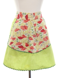 1950's Womens Accessories --Apron