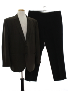 1960's Mens Combo Mod Suit